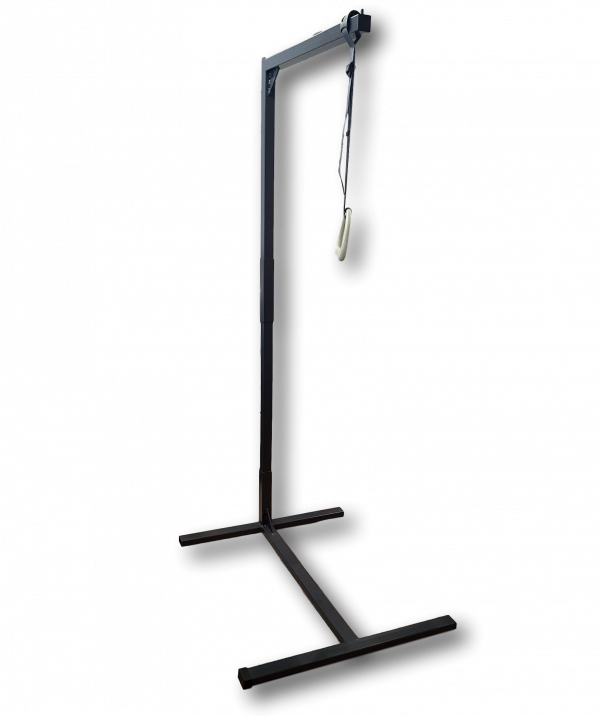 over bed pole