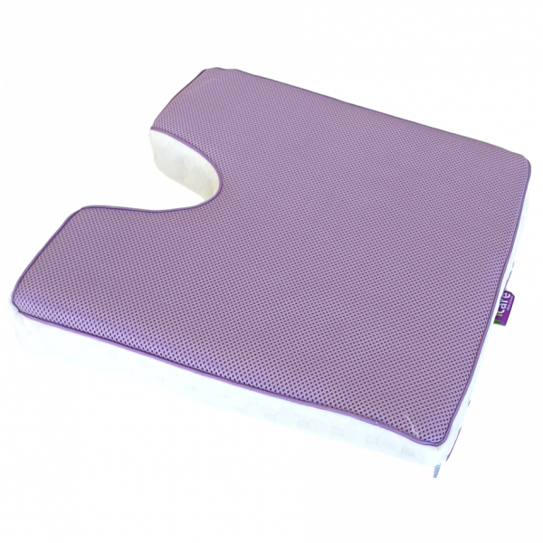 Icare Coccyx Wedge Cushion Side View