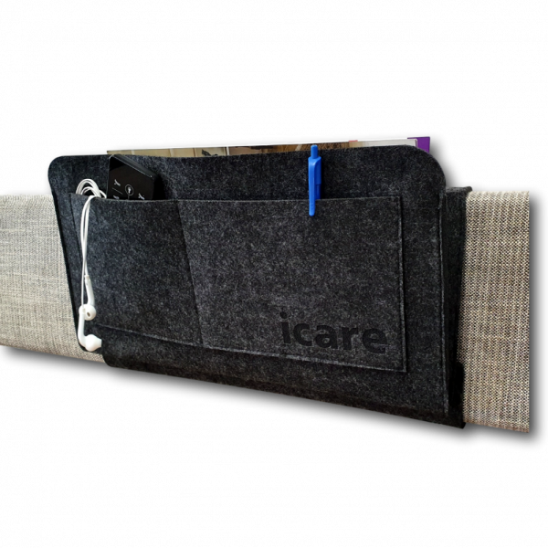 Bedside Accessories Pouch
